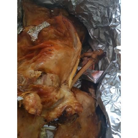 Méchoui - agneau halal