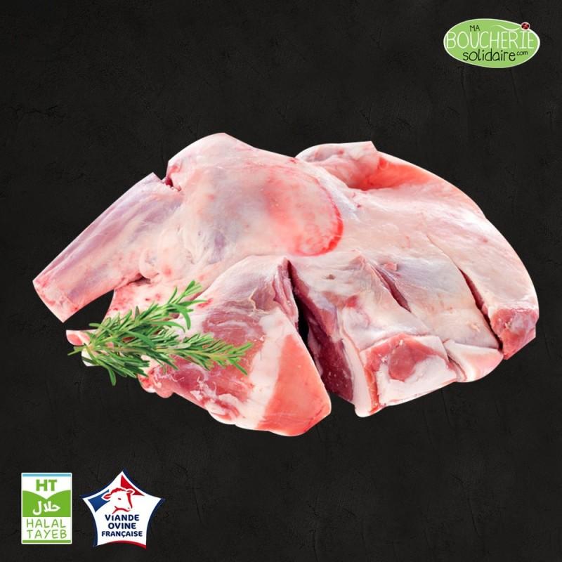 Épaule agneau halal issu d'élevage Naturel Ethique