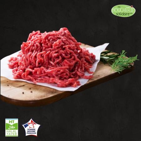 Viande hachée de Bœuf éthique naturel