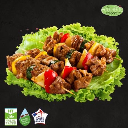 Colis grillade 3 - Veau Naturel Ethique halal